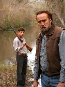 Joe Movie starrin Nicolas Cage